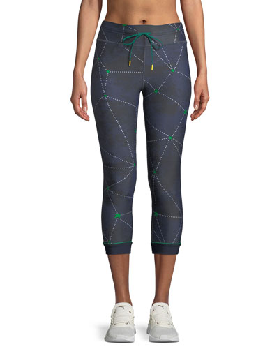 Star NYC Crop Leggings
