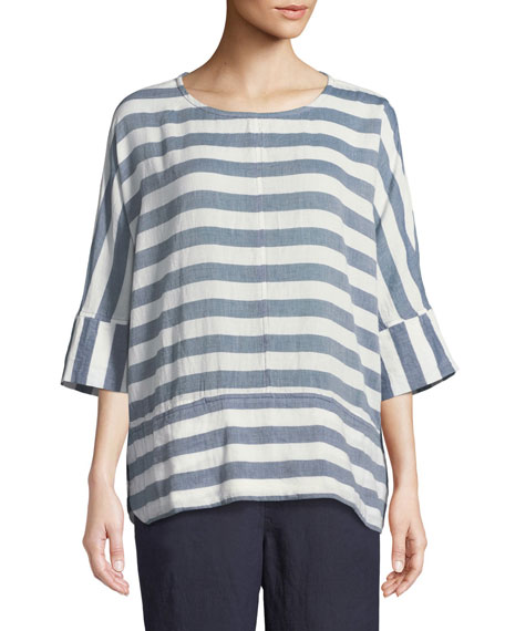 Masai Delia Horizontal Striped Tunic and Matching Items