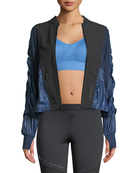 adidas by Stella McCartney Run Wind Performance Jacket