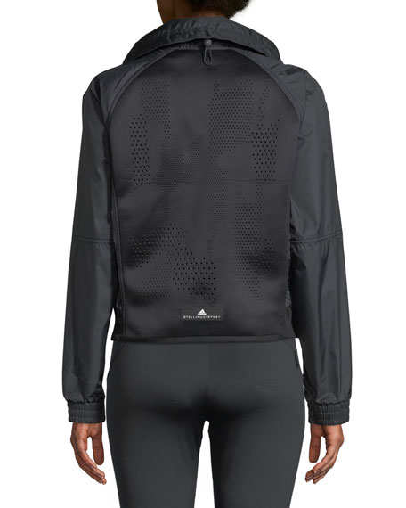 Zip-Front Training Jacket