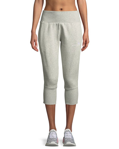 Essentials High-Waist 3/4 Sweatpants