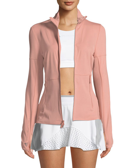 adidas by Stella McCartney Performance Essential Mid-Layer Jacket