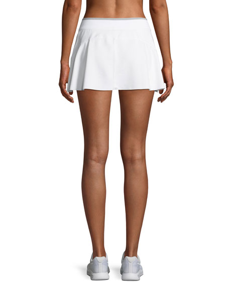Barricade Laser-Cut High-Performance Skirt w/ Built-in Shorts