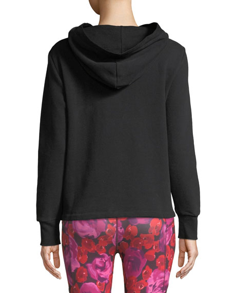hold my calls cotton hoodie