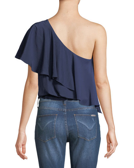 Emilia One-Shoulder Top