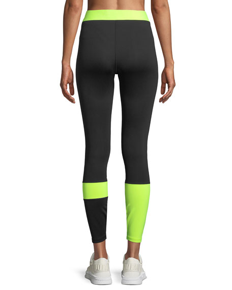 Fierce Contrast Performance Leggings