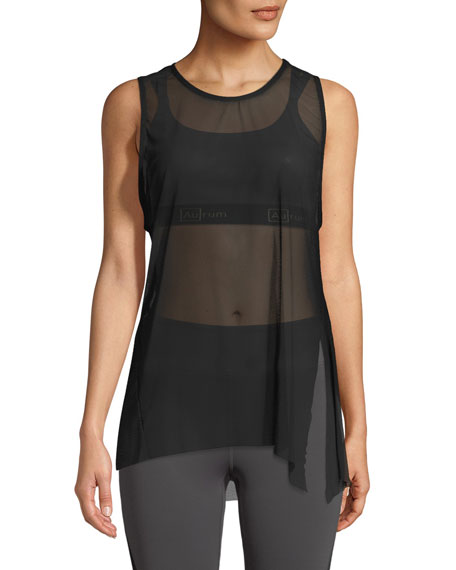 Wisdom Mesh Layer Top