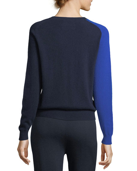 Cashmere Golf Sweater