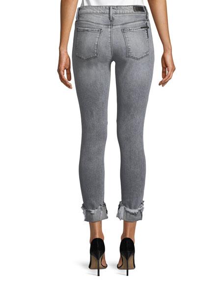 Nova Mid-Rise Skinny Jeans