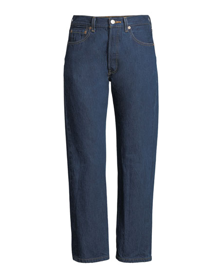 Vintage One-of-a-Kind Jeans