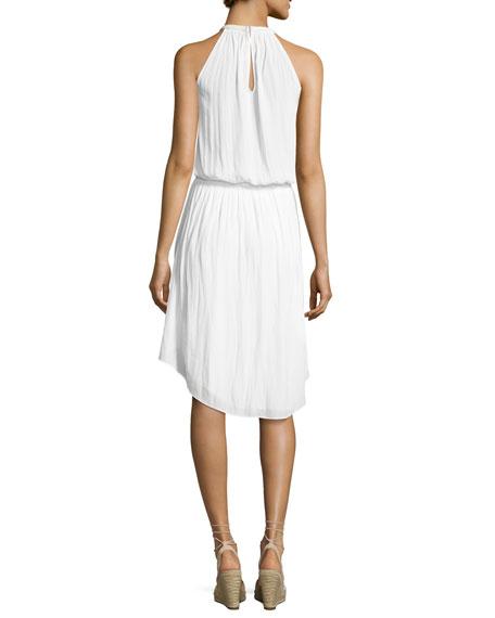 Caroline Sleeveless Blouson Dress