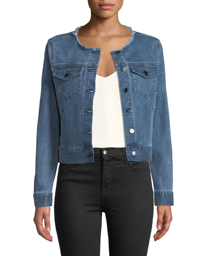 Charlie Love Is Love Denim Jacket