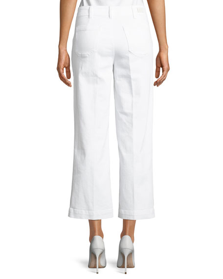 Nellie Ankle Denim Culotte