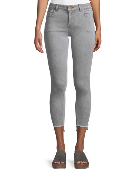 DL1961 Premium Denim Florence Crop Instasculpt Skinny Jeans