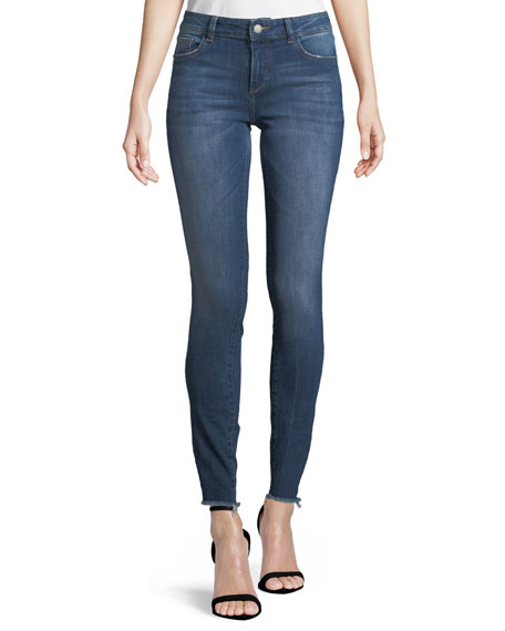 DL1961 Premium Denim Danny Instasculpt Supermodel Skinny-Leg