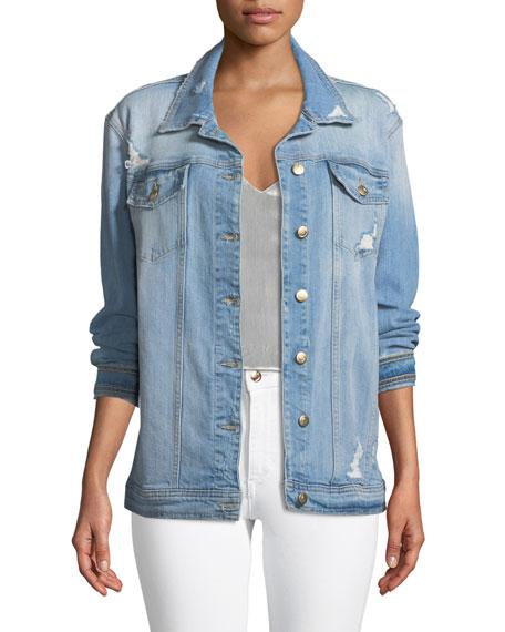 Joe's Jeans Oversized Denim Jacket