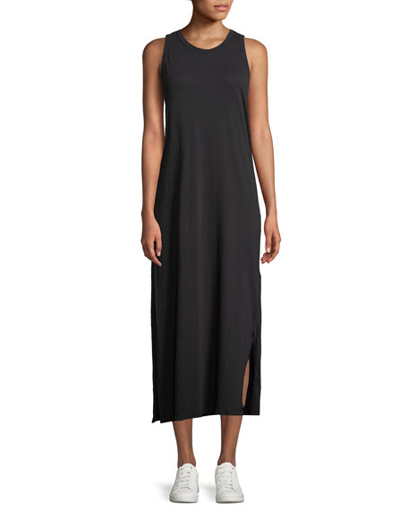 The Perfect Muscle Tee Maxi Dress by Current/Elliott