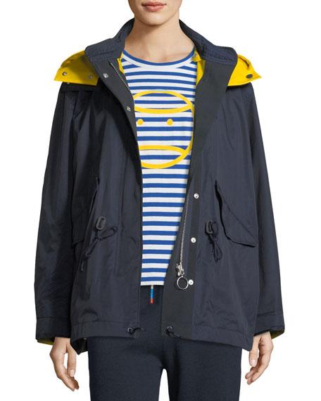 Reversible Rain Jacket