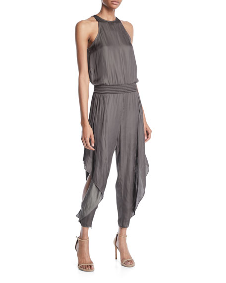 Sleeveless Flowy Jumpsuit