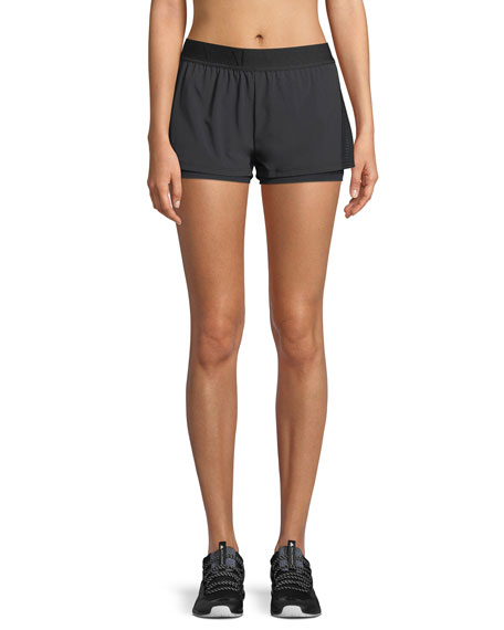 Court Mesh Performance Shorts