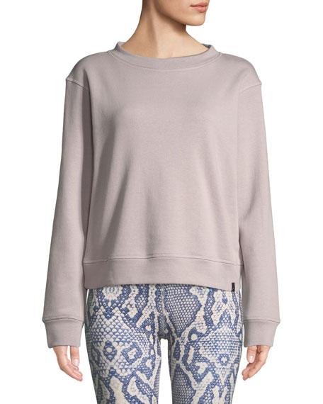 Albata Long Sleeve Pullover Sweatshirt by Varley