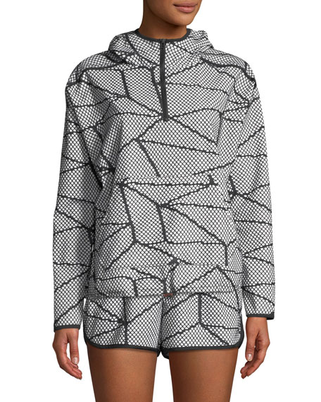 Beyond Yoga Chromatic Hooded Pullover