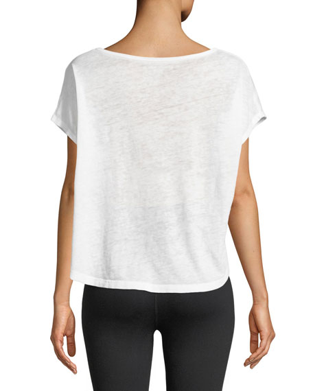 Perfect Layer Jersey Tee