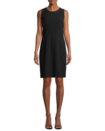 Tera Sleeveless Shift Dress