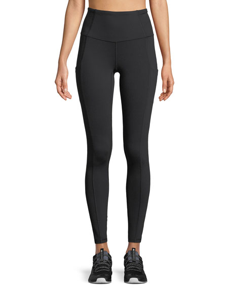 Motivation High-Rise Full Length Performance Leggings