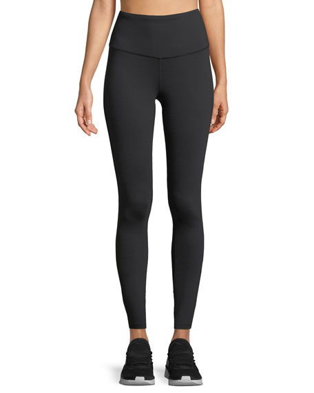 Motivation High-Rise Compression Tights