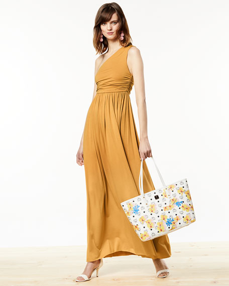 Kaitlynn One-Shoulder Long Dress