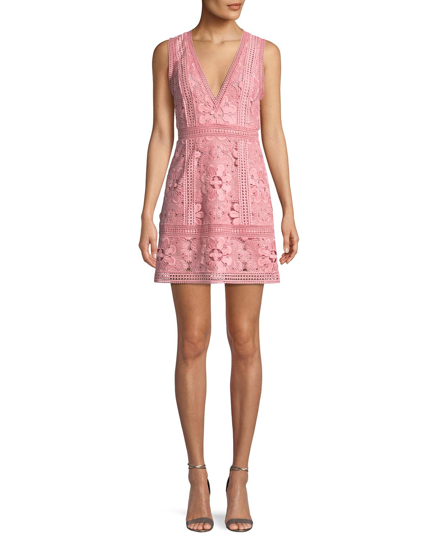 1122c364ef59 Lace Alice Olivia Dress