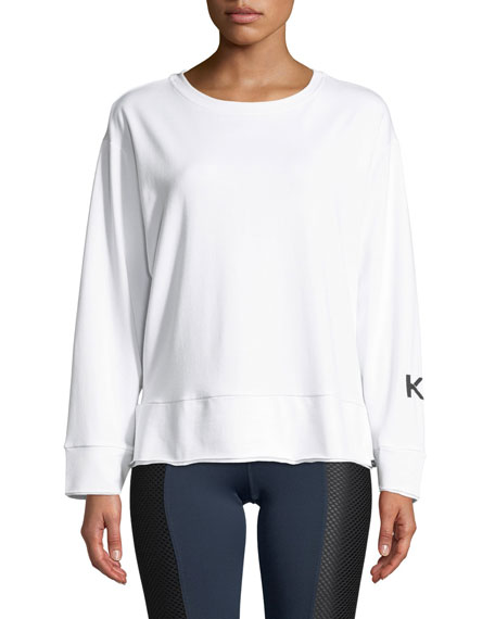 Koral Activewear Global Pullover Sweatshirt