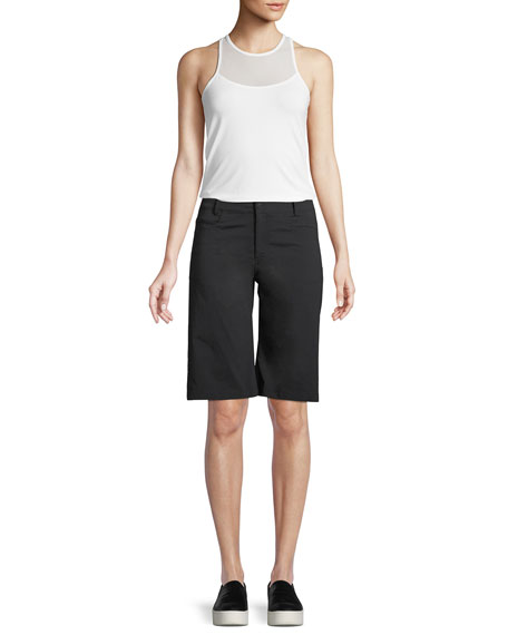 Resort Knee-Length Shorts
