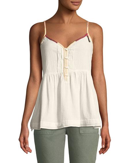 The Adobe Cotton Camisole