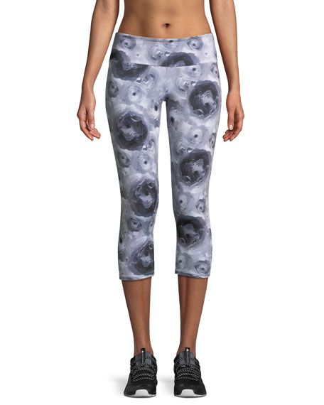 Onzie Capri-Length Performance Leggings