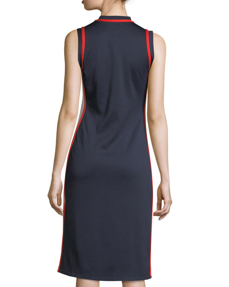Sleeveless Track Dress