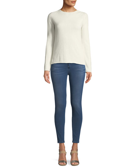 Quincy Amelia High-Rise Skinny Jeans
