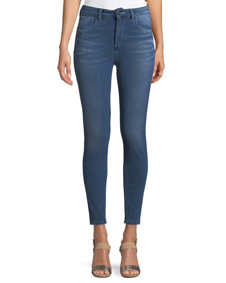 Acynetic Quincy Amelia High-Rise Skinny Jeans