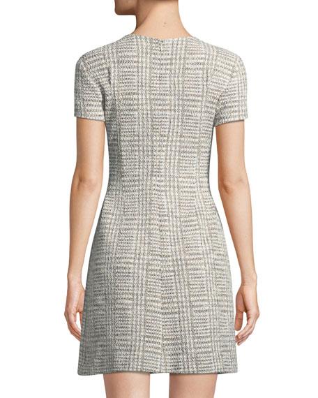 Corset Tee Arbour-Tweed Dress
