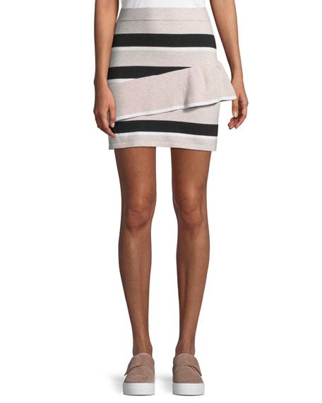 Toby Knit Mini Skirt