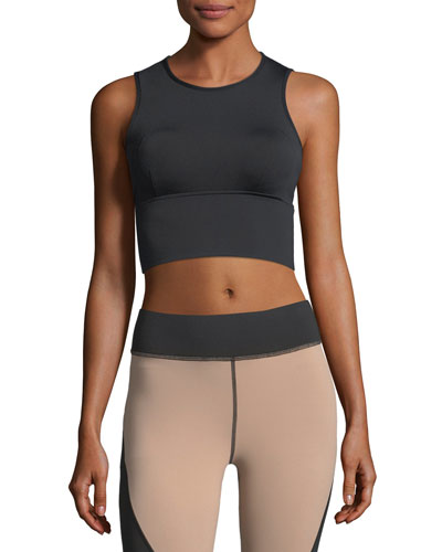 Ignite Performance Crop Top