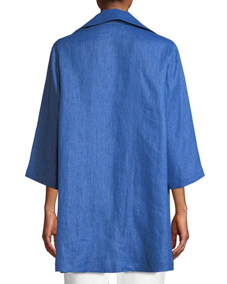 Lanai Linen Topper Jacket