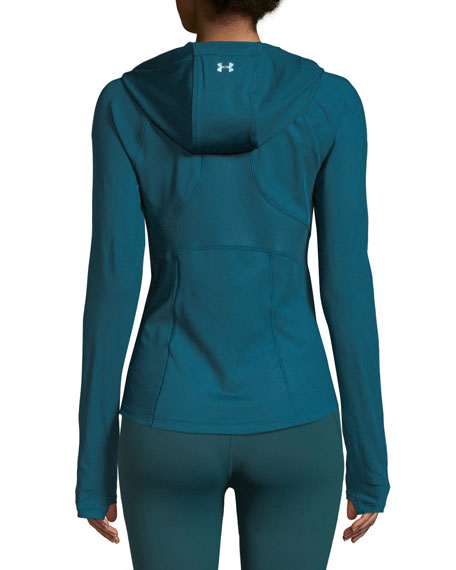 Breathelux Full Zip Hooded Performance Jacket