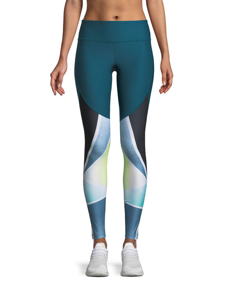 Under Armour Balance Printed Performance Leggings