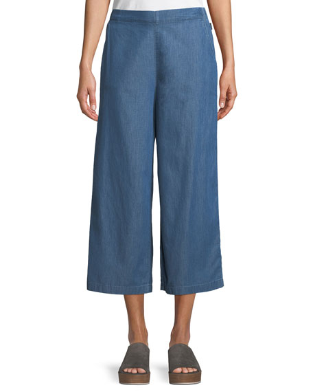 Masai Peggie Cropped Denim Trousers