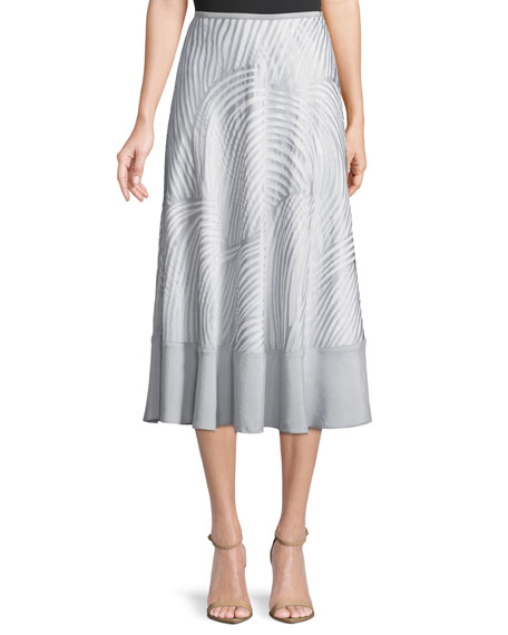 Bohemian Groves A-line Skirt
