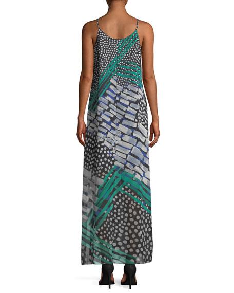 Blooms Me Away Maxi Dress, Plus Size
