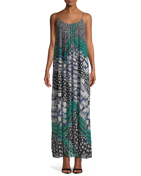 Blooms Me Away Maxi Dress, Plus Size