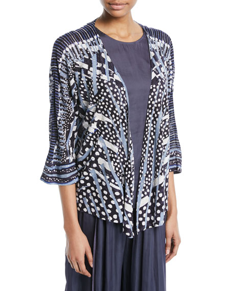 NIC+ZOE Pacific Coast 4-Way Cardigan
